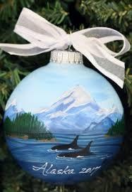 alaska ornaments