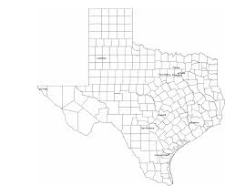 Texas City Map Map Of Texas Cities With City Names Free Download