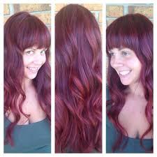 The Powder Room Salon - hair by kacey hicks yelp