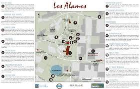 Walking Map Of Washington Dc by Historic Walking Tour Visit Los Alamos