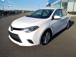 2014 Toyota Corolla Roof Rack by