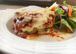 Cottage Cheese Recipes Healthy by Zucchini Lasagna With Turkey And Cottage Cheese