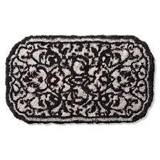 cotton bath rug frontgate