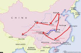 Shenzhen China Map Unsere Probleme Mit Dem 72 Stunden Transitvisum Reisebericht China