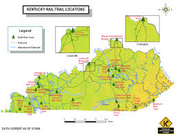 Ky Map Rail To Trail Project Considered In East Ky Kentuckyangling