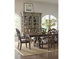 stella trestle dining table thomasville furniture stella trestle dining table zoom in