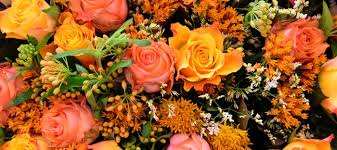 how to make flower arrangements creating lovely fall flower arrangements dave s garden