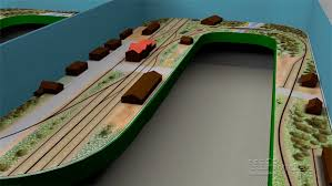 3d track plans the ho scale wadley branch lines
