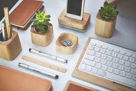 Wooden Desk Accessories Desk Accessories Ikea One Decor