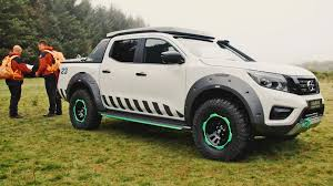 concept off road truck 2016 nissan navara enguard concept ultimate rescue pickup youtube
