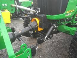 john deere frontlink inc tractor front hitch and pto systems
