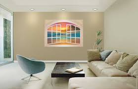 window murals door murals and posters for sale beach sunset window mural beach sunset on wall window mural