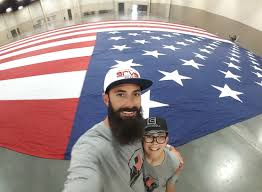 Flag Football Utah Giant American Flag To Fly In Pleasant Grove The Daily Universe