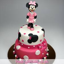 minnie mouse birthday cakes in london u2013 cakes london