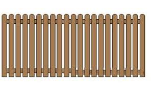 ringhiera in legno per giardino ringhiere steccati e recinzioni in legno lacasainlegno it