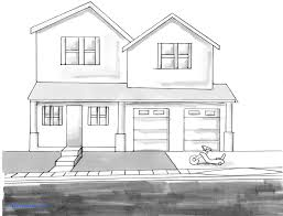 drawing a house house drawing awesome simple drawing a house simple house drawing