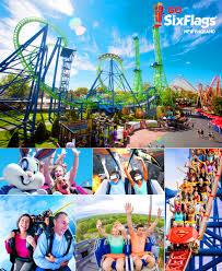 Nyc To Six Flags Six Flags New England Ma U2013 Acadex Thailand