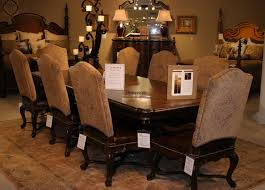 Tuscan Dining Room Thomasville Furniture Hills Of Tuscany Dining Room Rectangular