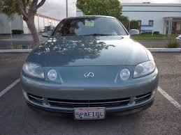 lexus sc400 blue auto body collision repair car paint in fremont hayward union city