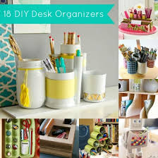 Desk Organization Diy Diy Desk Organizer 18 Project Ideas Diy