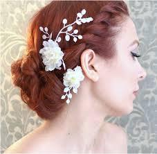 hair accesory flower hair accessory