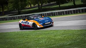 mazda logo 2016 repsol global mazda mx5 2016 alternate logo position by simon
