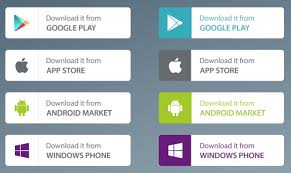 free app stores for android free app market buttons psd titanui