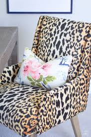 Leopard Chairs Living Room Surprising Leopard Chairs Living Room
