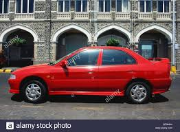 mitsubishi red nmk 62558 mitsubishi lancer red car fort bombay mumbai
