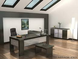 Modern Home Office Prepossessing 30 Contemporary Home Office Furniture Inspiration