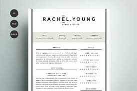 resume and cv samples resume template 4 pack cv template resume templates creative