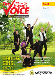 uttoxeter u0026 cheadle voice issue 38