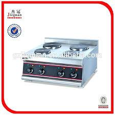 table top burner electric 4 burner countertop electric stove commercial table top electric