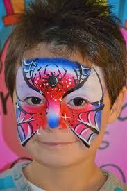 118 face paint super heros images face