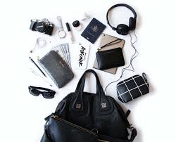 New York travel essentials images Design by aikonik flat lay photography flat lay pinterest jpg