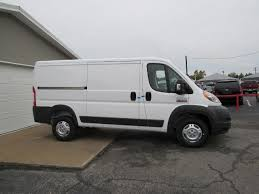 dodge ram promaster for sale 2017 dodge ram promaster cargo 1500 low roof white for
