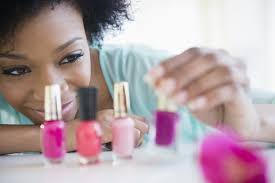 pedicure colors to the stars nail polish colors for black women essence com
