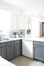 diy kitchen backsplash on a budget remodelaholic diy budget friendly white kitchen renovation with