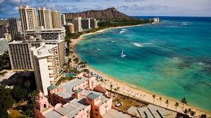 hawaii islands vacation packages travel map
