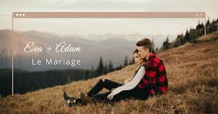 le site du mariage comment créer un site de mariage gratuitement wix