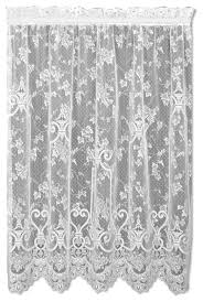 Victorian Curtains English Ivy Panel Victorian Curtains By Heritage Lace