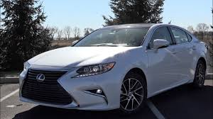 lexus es es 2017 lexus es 350 review youtube