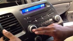 adaptador interface usb e sd para radio original honda civic youtube