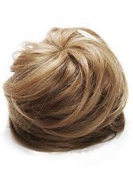 hair bun clip clip on bun top knot hair rehab london