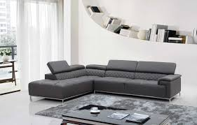 Grey Sectional Sofa Fabulous Modern Grey Sectional Sofa 26 Gray Large Size Of
