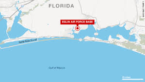 eglin afb map black hawk crash in florida rescue efforts end cnn