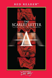 the scarlet letter red reader english teacher u0027s discovery