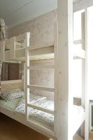 Twin Bunk Bed Plans by Easy And Strong 2x4 U0026 2x6 Bunk Bed 6 Steps With Pictures