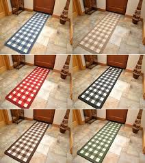 home design machine washable non skid kitchen rugs decorative
