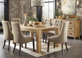 Contemporary Dining Room Chandeliers Oak Wood Back Ladder Chairs - Kitchen table decorations